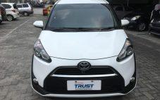 Toyota Sienta 1.5 G MT Tahun 2016 | T0183
