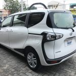 Toyota Sienta 1.5 G MT Tahun 2016   T0183