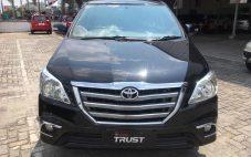 Toyota Innova G Luxury MT Tahun 2013 | T0185