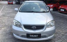 Toyota Vios G MT Tahun 2003 | T0188