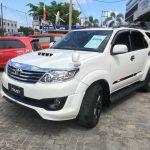 Toyota Fortuner TRD VNT MT Diesel Tahun 2012 | T0200