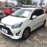Toyota Agya 1.2 G MT Tahun 2017 | T0207