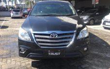 Toyota Innova G 2.0 MT Tahun 2014 | T0214