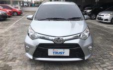 Toyota Calya G 1.2 AT Tahun 2017 | T0219