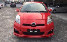 Toyota Yaris TRD 1.5 MT Tahun 2012 | T0220